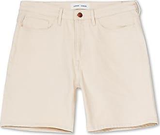 Samsøe & Samsøe Rory Organic Cotton Denim Shorts Canvas