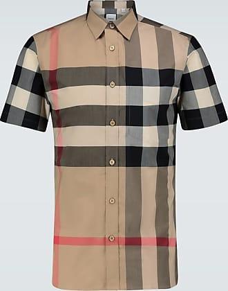 Burberry Somerton checked shirt