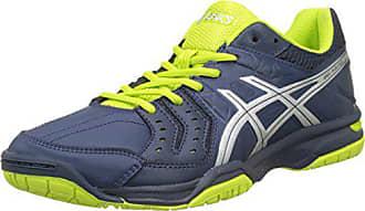 online store 4880e 4060f Asics Gel-Squad, Chaussures de Gymnastique Homme, Bleu (Insignia Blue Silver