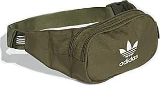 adidas Pochete Adidas Originals Essencial Crossbody Verde Militar - Único - Verde