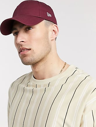 New Era 9forty flag detail cap-Red