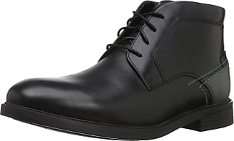 Rockport Mens Collyns Low Boot Collyns Low Boot Black Size: 9.5 UK