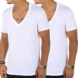 T-Shirts Col V G-Star pour Hommes   21 articles   Stylight 09d655478b9