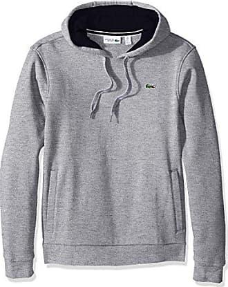 bb656efb0 Lacoste Mens Sport Pull Over Hoodie Fleece Sweatshirt
