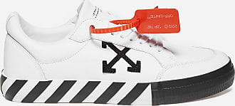 Off-white Sneakers Low Vulcanized in pelle - OFF WHITE - uomo