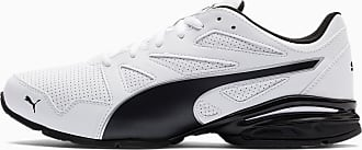 Puma Tazon Modern Sl Mens Running Shoes, White/Black, size 6.5, Shoes