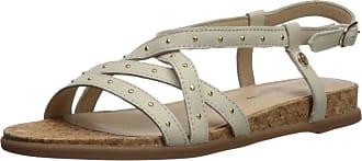 605ed9318f9e0 Hush Puppies Womens Dalmatian Pinstud Wedge Sandal