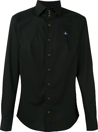 Vivienne Westwood high neck shirt - Black