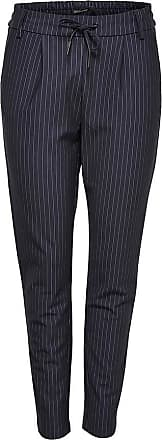 Perform Collection Performance Pants Poptrash - Navy/White