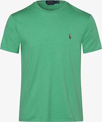 Polo Ralph Lauren Herren T-Shirt - Custom Slim Fit grün