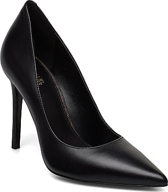Michael Kors Keke Pump Shoes Heels Pumps Classic Svart Michael Kors Shoes