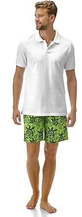 Vilebrequin Shirt - Cotton Pique Polo Men - X-Large - White