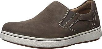 Dansko Viktor Fashion Sneaker, Brown Milled Nubuck, 42 (US Mens 8.5-9) Regular