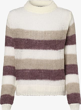 NA-KD Damen Pullover beige