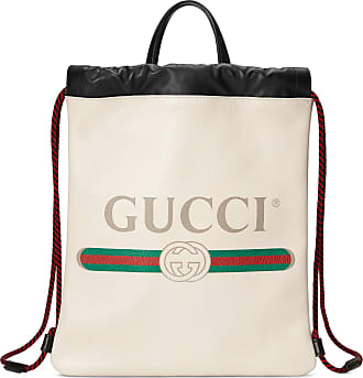 Gucci Sac à dos Gucci Print avec cordon coulissant petite taille b7144848f5d