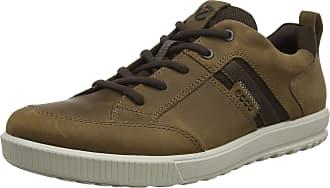Ecco Mens Ennio Low-Top Sneakers, (Cocoa Brown 2482), 11.5 UK