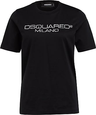 Dsquared2 T-Shirt - SCHWARZ