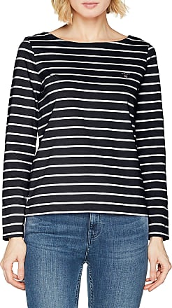 Boatneck Breton Stripe Jumper, size: XX-Large 18 GANT Womens O1 Persian Blue 423