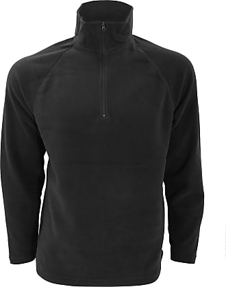 Result Mens Core Micron Anti-Pill Fleece Top (2XL) (Black)