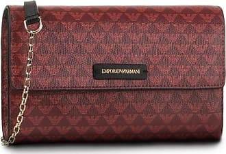 Emporio Armani Y3H186 YFH1A 83942 Cross-Body Bags Women Red, 20,5 x 12,5 x 3,5 cm