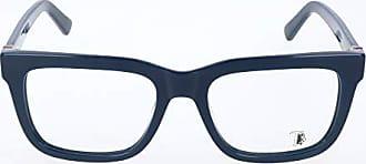 Blau TODS Tod/'S Brillengestelle TO5066 Rechteckig Brillengestelle 51