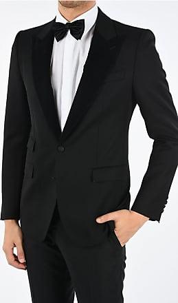 Dolce & Gabbana SICILIA giacca a 2 bottoni revers a lancia taglia 48