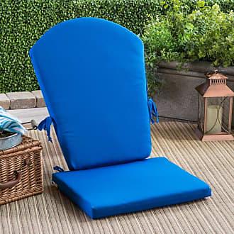 POLYWOOD South Beach 46.25 x 22 Sunbrella Adirondack Chair Cushion Sunbrella Forest Green - XPWF0002-5446