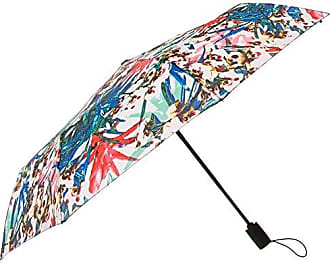Nicole Miller Automatic Open/Close Umbrella-880nm-rio, Print