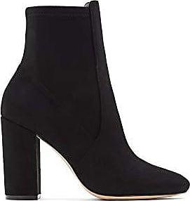 Black Patent ALDO Womens CERASIEN Ankle Boot 11 B US