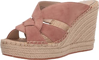 Kenneth Cole Womens Espadrille, Wedge Brown Size: 6.5 UK