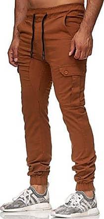 Tazzio Cargohose Herren Cargo Hose Jogger Chino Regular Fit Jeans 16610