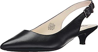 Anne Klein Womens Expert Dress Pump, Black, 5.5 M US