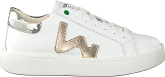 Womsh Weiße Womsh Sneaker Low Concept