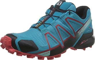 Salomon Tênis Feminino Speedcross 4 Azul/Preto 383102 - Salomon - 36