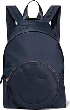 Anya Hindmarch Chubby Shell Backpack - Navy