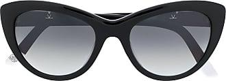 Vuarnet Óculos de sol gatinho District 2003 - Preto