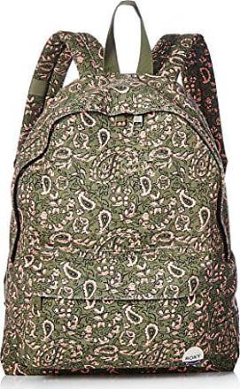 Roxy Womens Sugar Baby Canvas Printed Backpack