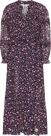 Isabel Marant Likoya floral cotton dress