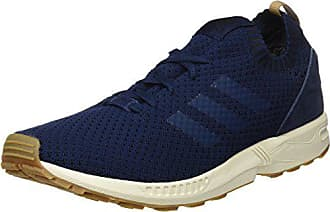 Baskets Homme adidas Basses EU Bleu Gum4 Navy Co Primeknit Flux Co Navy Zx 42 qt1tB