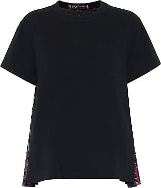 sacai T-Shirt aus Baumwolle