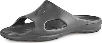 Ladeheid Womens EVA Slippers House Shoes KL039D (Graphite, 7.5 UK)