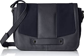 Hotter Womens Erin Cross-Body Bag Blue (Navy)