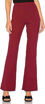 House Of Harlow x REVOLVE Anton Pant in Burgundy