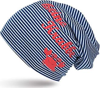 Ostsee Beanie bestickt Mütze