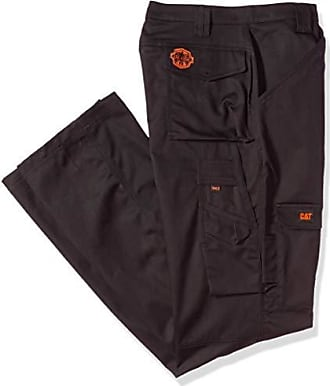 31313461a7 CAT Mens Big and Tall Flame Resistant Cargo Pants (Regular and Big & Tall  Sizes