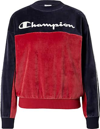 Röd Champion Rundhalsade Tröjor: Handla upp till −43