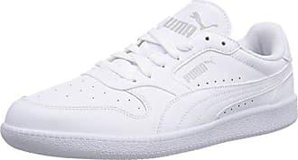 zapatillas puma cuero blanco hombre