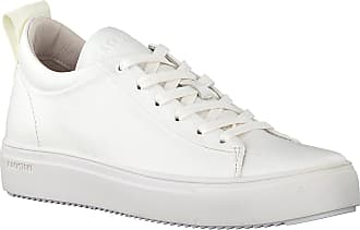 Blackstone Weiße Blackstone Sneaker Low Rl65