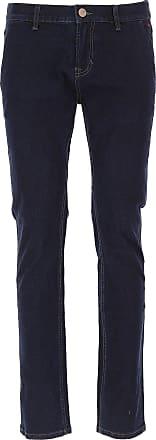 Sun 68 Jeans On Sale, Denim Blue, 2017, 31