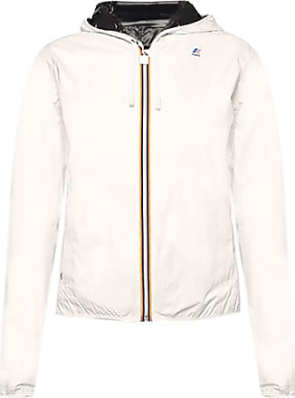 K-Way LE VRAI CLAUDE 3.0 Reversible Jacket Womens Cream